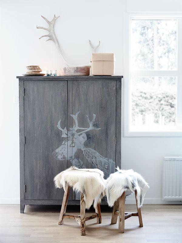 Winter Scandinavian home 1