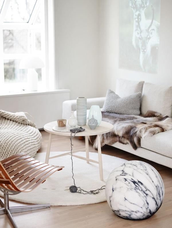 Winter Scandinavian home 2