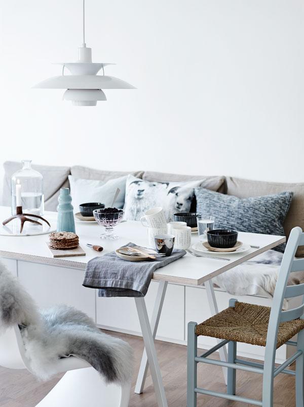 Winter Scandinavian home 3