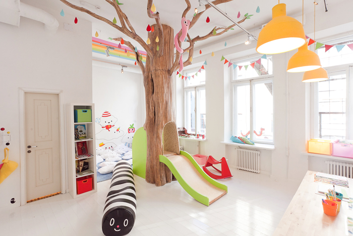 Colourful and fun playroom by Yeka Haski - Jelanie 1