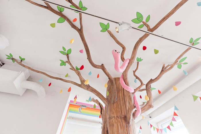 Colourful and fun playroom by Yeka Haski - Jelanie 2