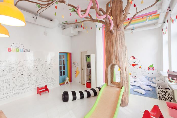 Colourful and fun playroom by Yeka Haski - Jelanie 3