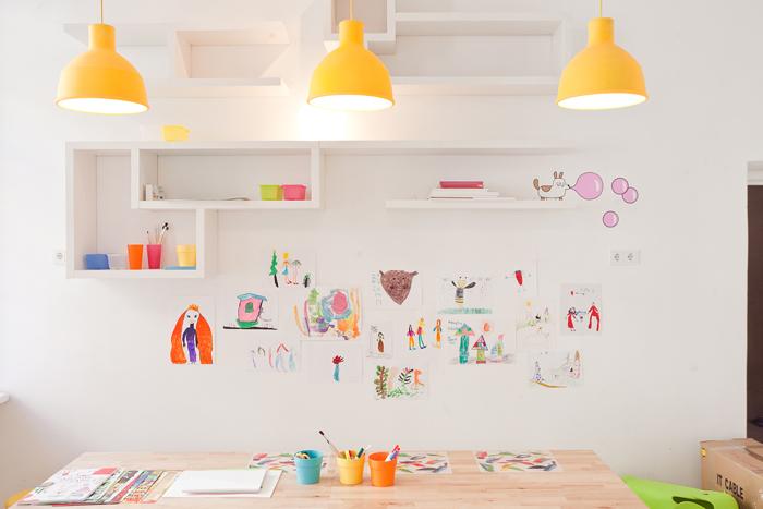 Colourful and fun playroom by Yeka Haski - Jelanie 4