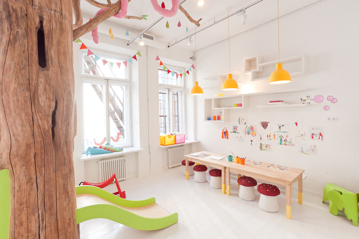 Colourful and fun playroom by Yeka Haski - Jelanie 5
