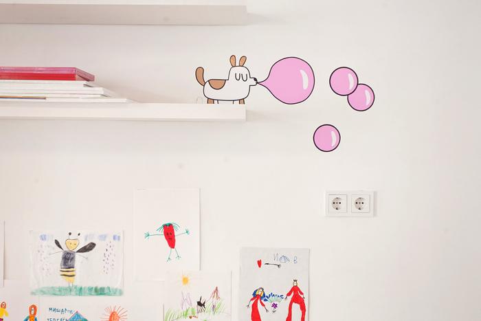 Colourful and fun playroom by Yeka Haski - Jelanie 6