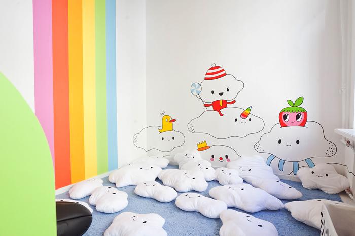 Colourful and fun playroom by Yeka Haski - Jelanie 7