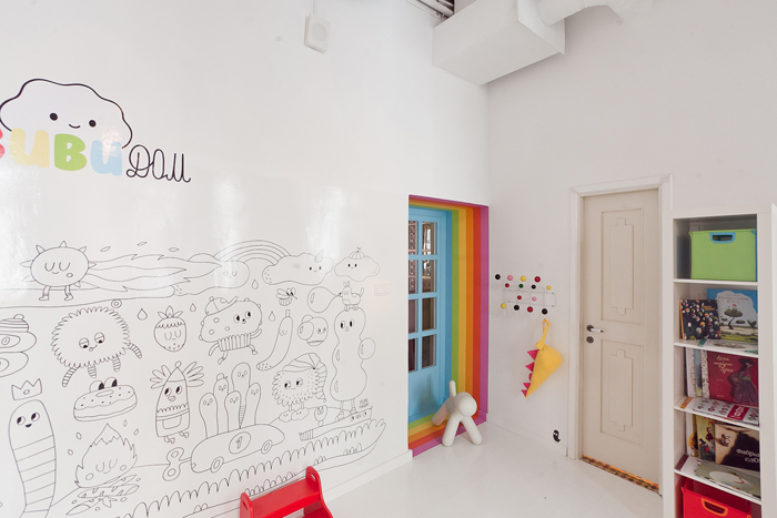 Colourful and fun playroom by Yeka Haski - Jelanie 8