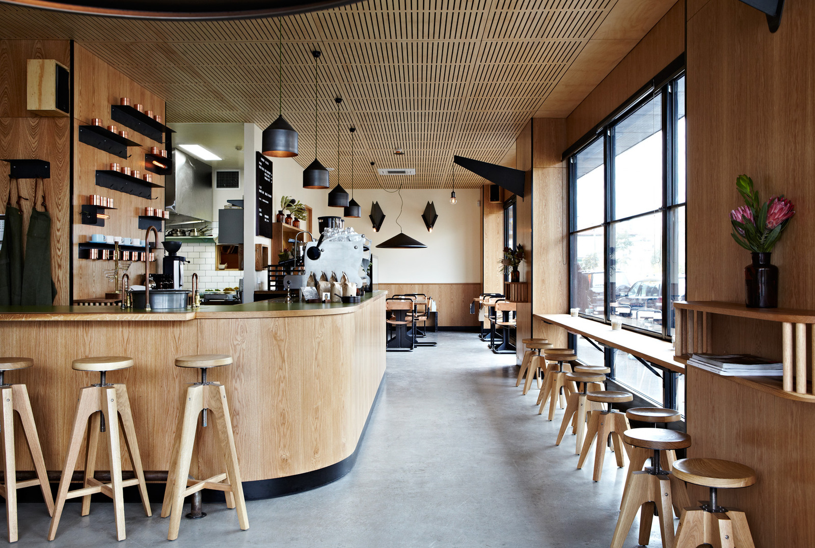 Common Galaxia Coffee bar in Australia - Jelanie 4