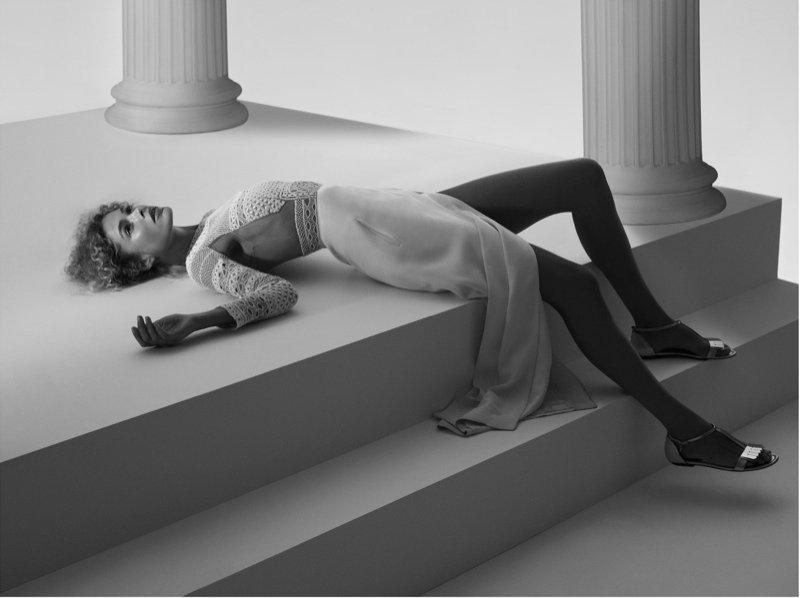 Doutzen Kroes for Vogue Turkey 6