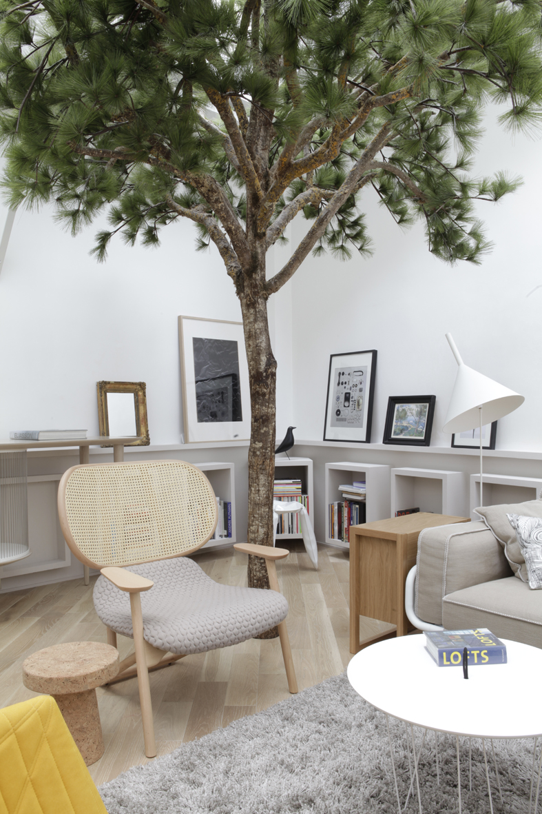 Paris Loft Apartment by Grégoire De Lafforest - Jelanie 1