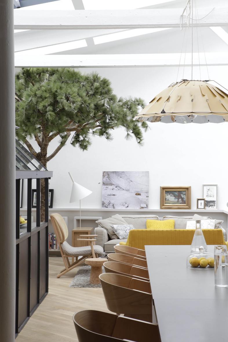 Paris Loft Apartment by Grégoire De Lafforest - Jelanie 2