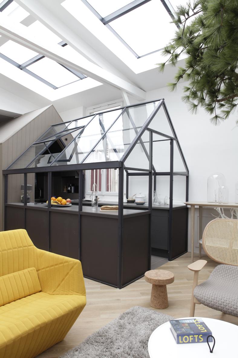 Paris Loft Apartment by Grégoire De Lafforest - Jelanie 5