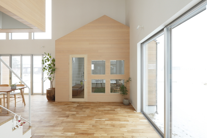 A house inside a house by ALTS Design - Jelanie 4