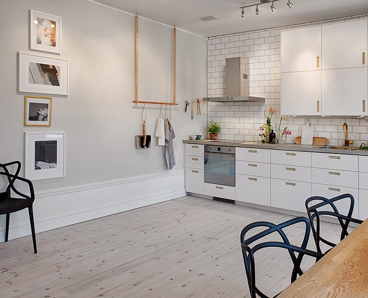 A swedish home with a dash of pink - Jelanie - 2