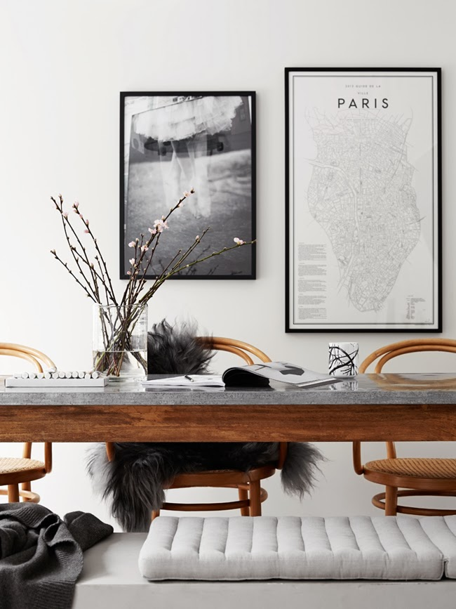 Clean and simple scandinavian home - Jelanie 1