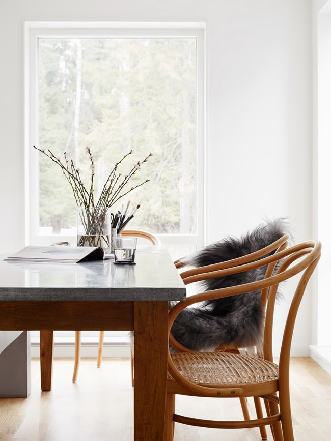 Clean and simple scandinavian home - Jelanie 4
