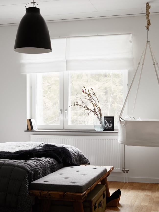 Clean and simple scandinavian home - Jelanie 5
