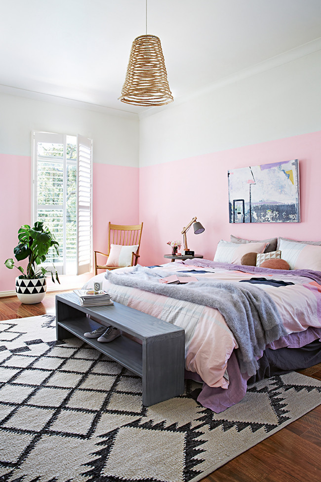 Pink and blue bedrooms - Jelanie 1