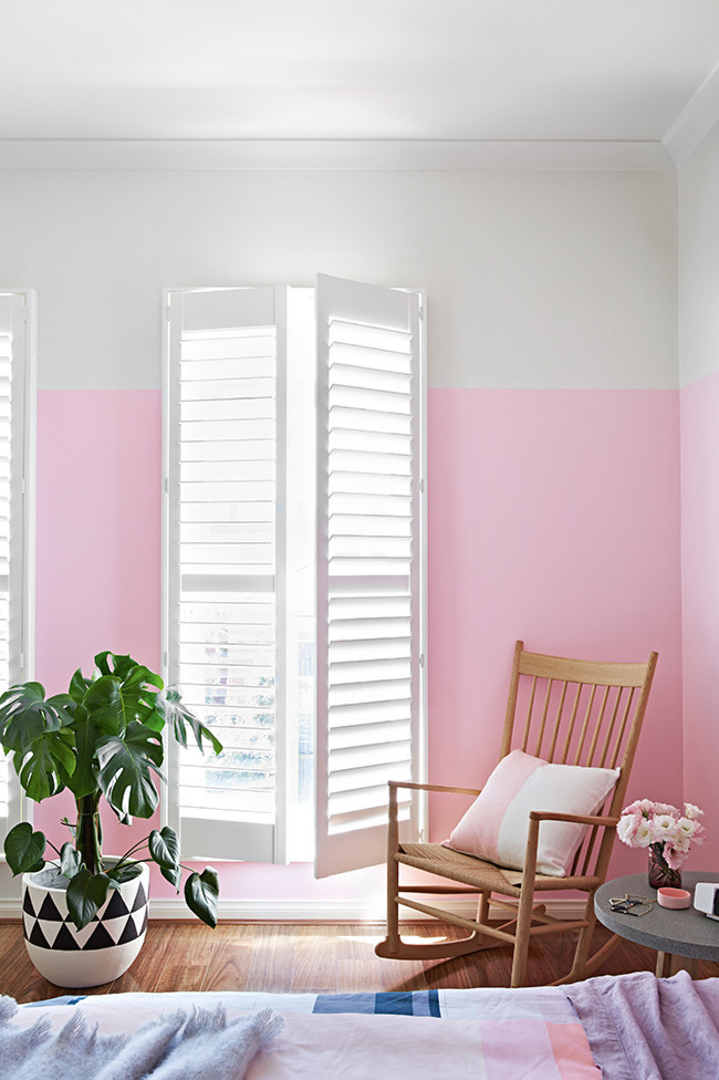 Pink and blue bedrooms - Jelanie 2