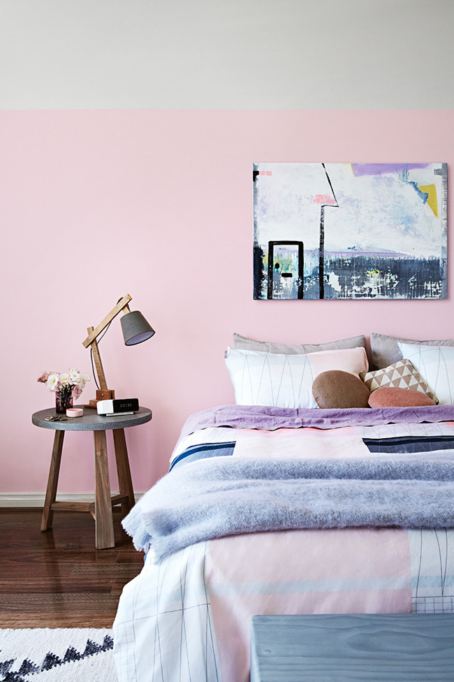 Pink and blue bedrooms - Jelanie 3