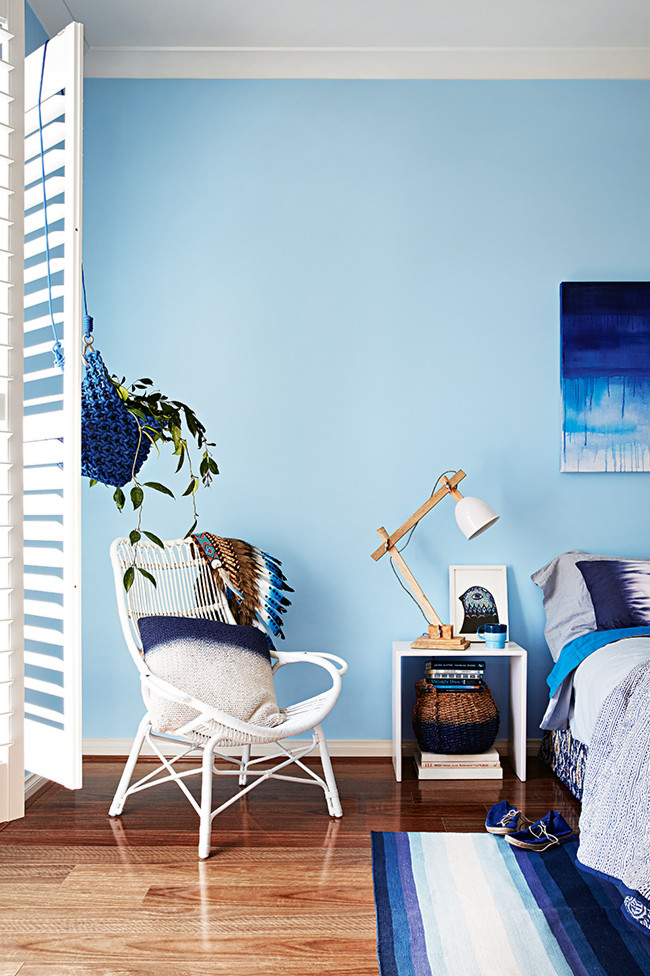 Pink and blue bedrooms - Jelanie 4