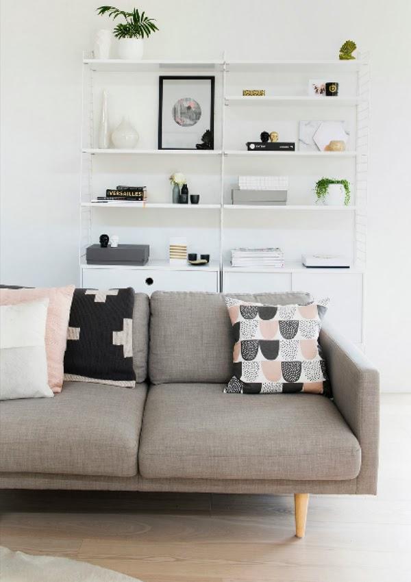 Scandivian-Home-living-area - Jelanie