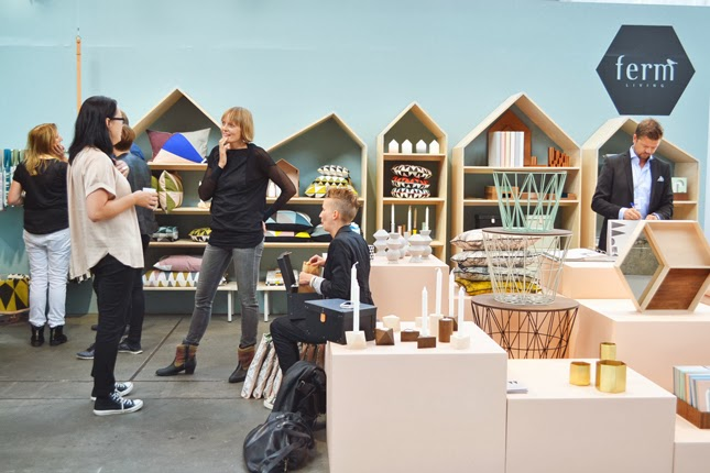 Jelanie - Ferm Living at Design Trade show in Copenhagen 5