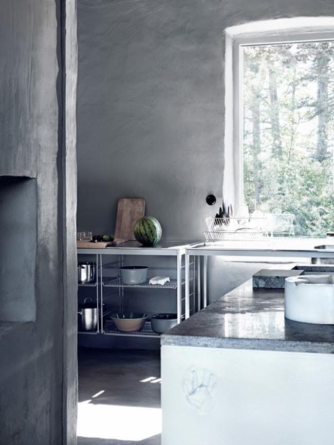 Jelanie blog - Grey inspiration - Swedish summer cabin 1