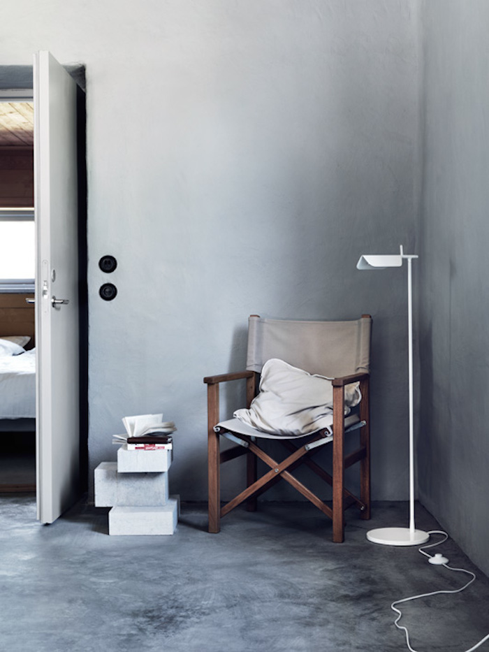 Jelanie blog - Grey inspiration - Swedish summer cabin 3