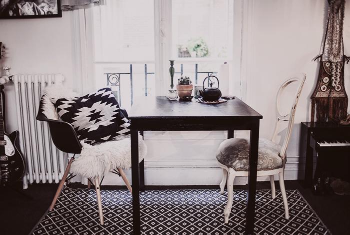 Jelanie blog - The romantic Paris home of Anna Malmberg 4