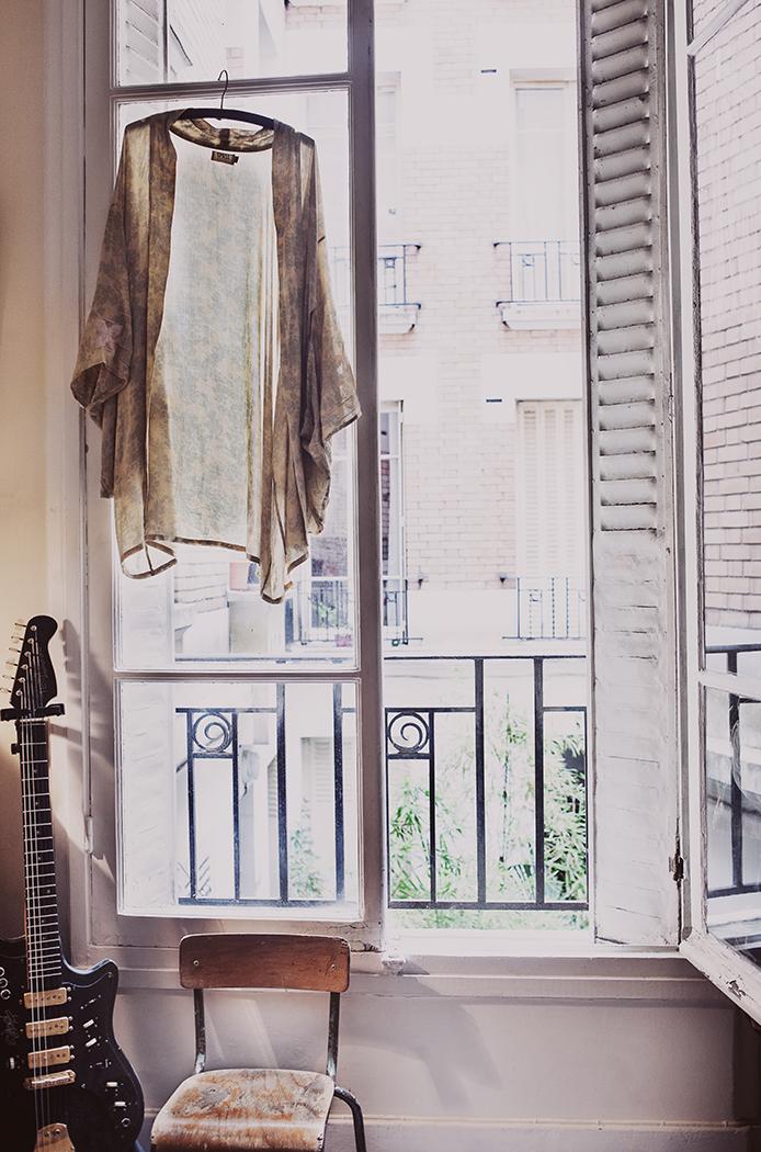 Jelanie blog - The romantic Paris home of Anna Malmberg 7
