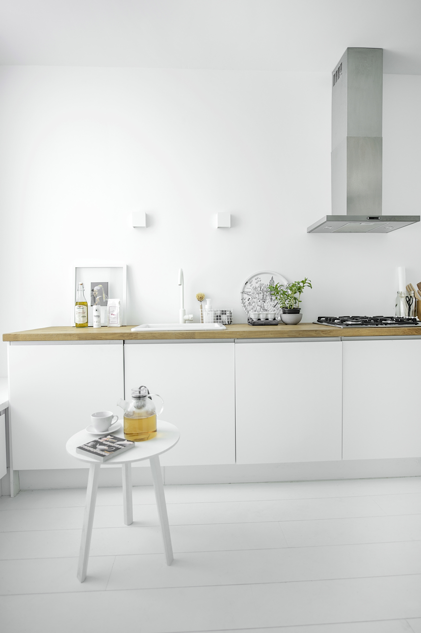 Jelanie blog - White and light home in Delft 2