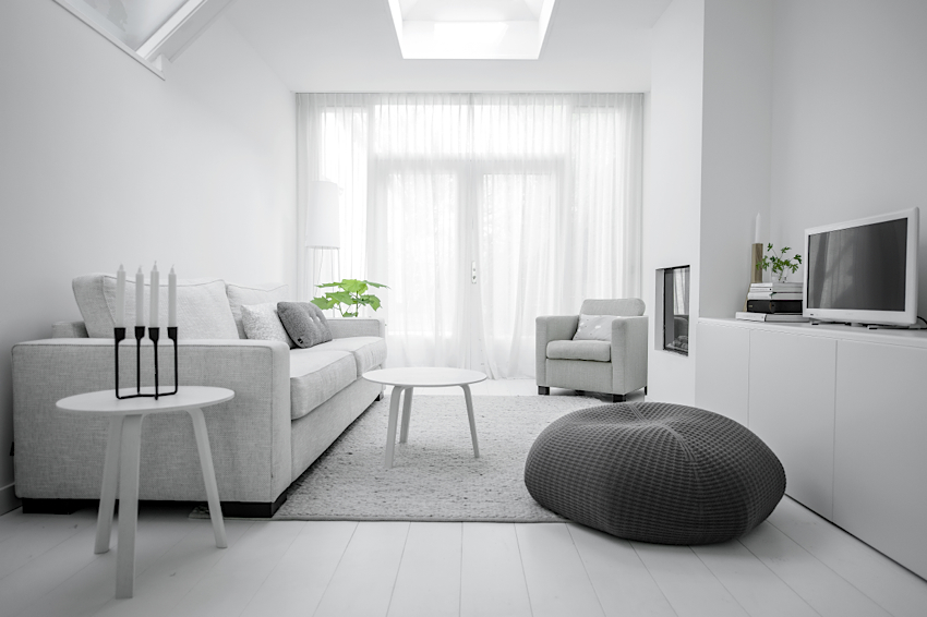 Jelanie blog - White and light home in Delft 5