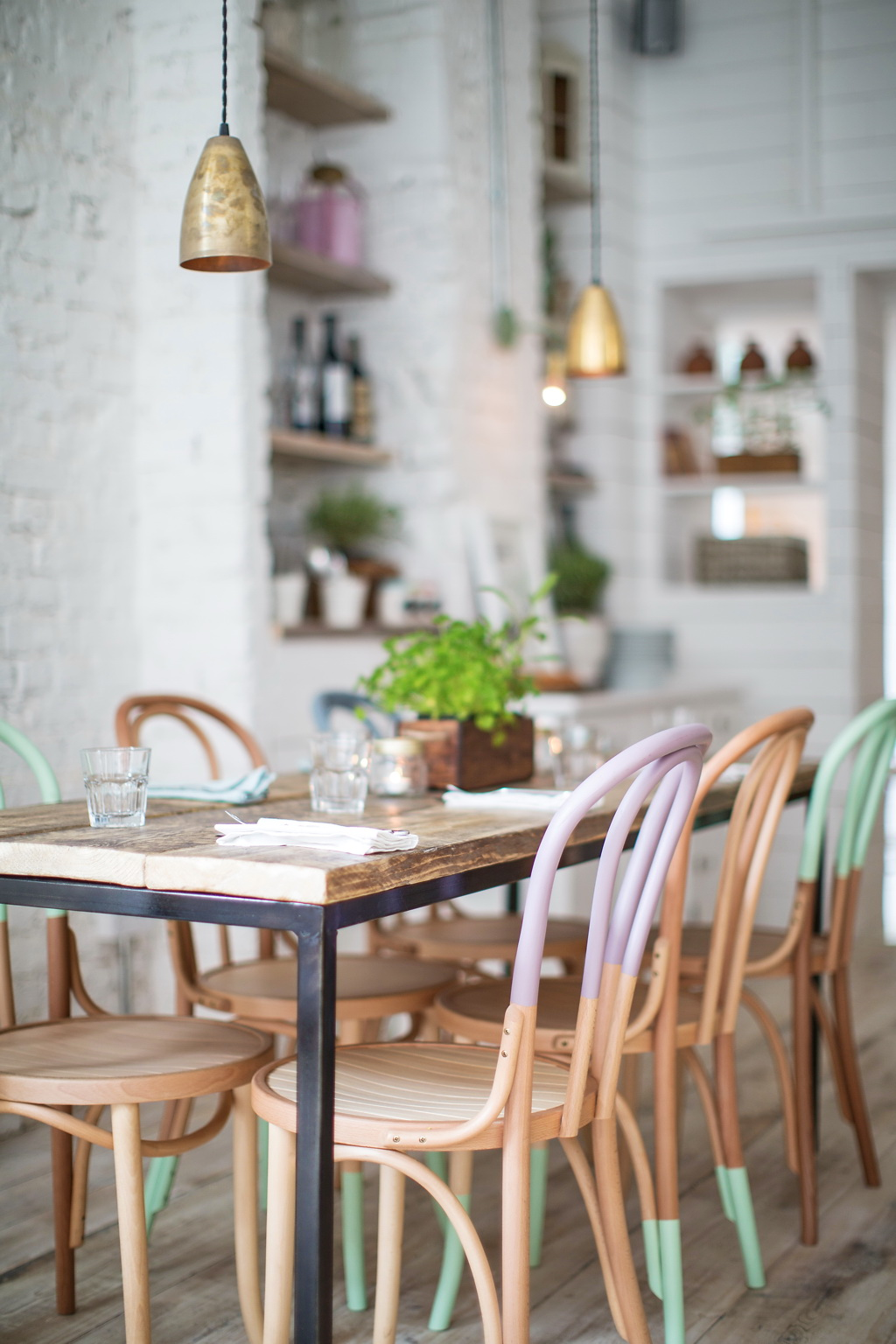 Jelanie blog - Hally's - a Californian inspired hangout in London 2