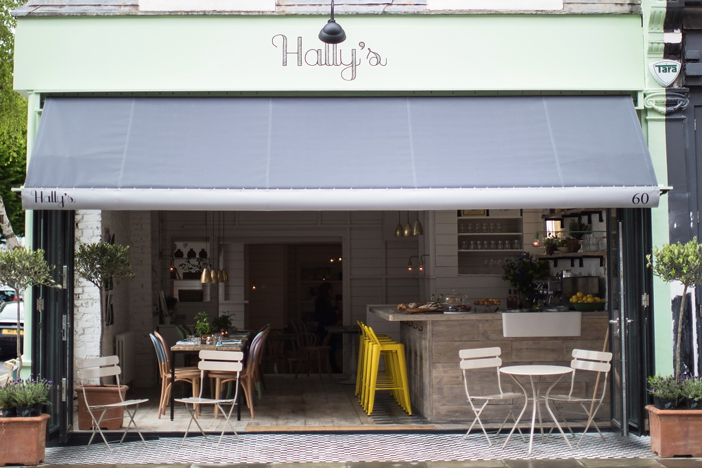 Jelanie blog - Hally's - a Californian inspired hangout in London 7