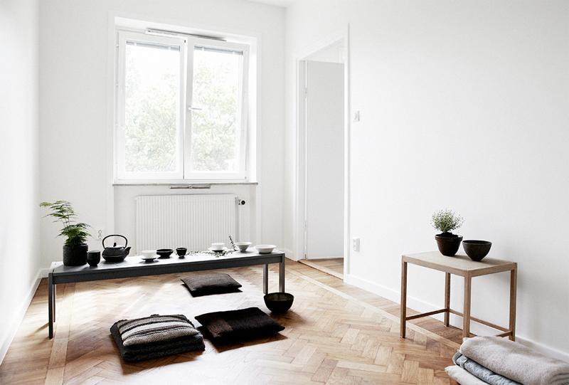 Jelanie blog - Minimalist bedroom in grey 4