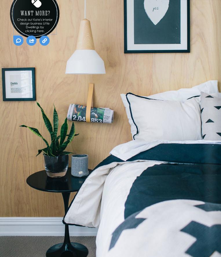 Jelanie blog - Scandinavian inspired family friendly home 11