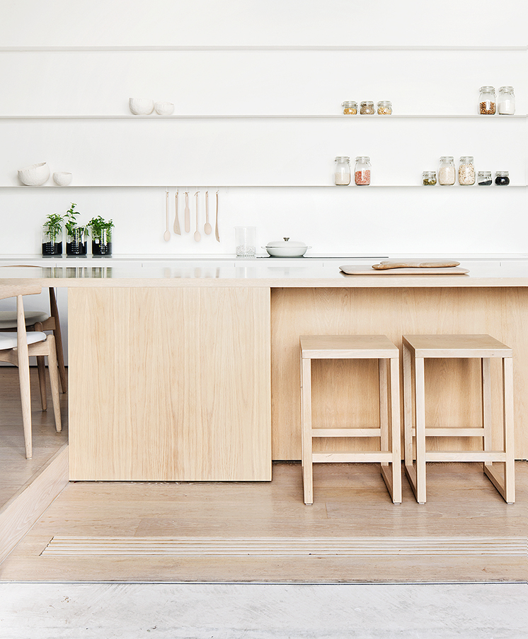 Jelanie blog - Soft and neutral interior by Australian Studio Four 2