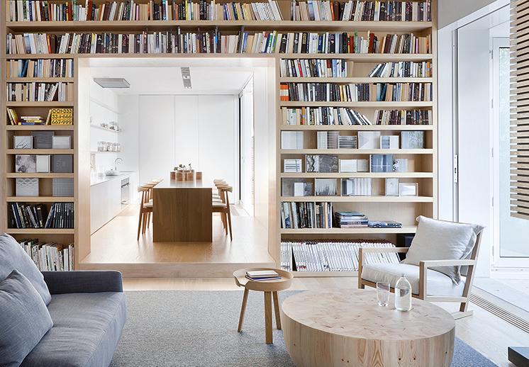 Jelanie blog - Soft and neutral interior by Australian Studio Four 4