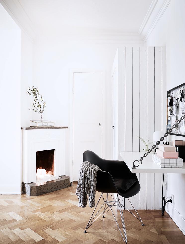 Jelanie blog - Small Scandinavian home 10