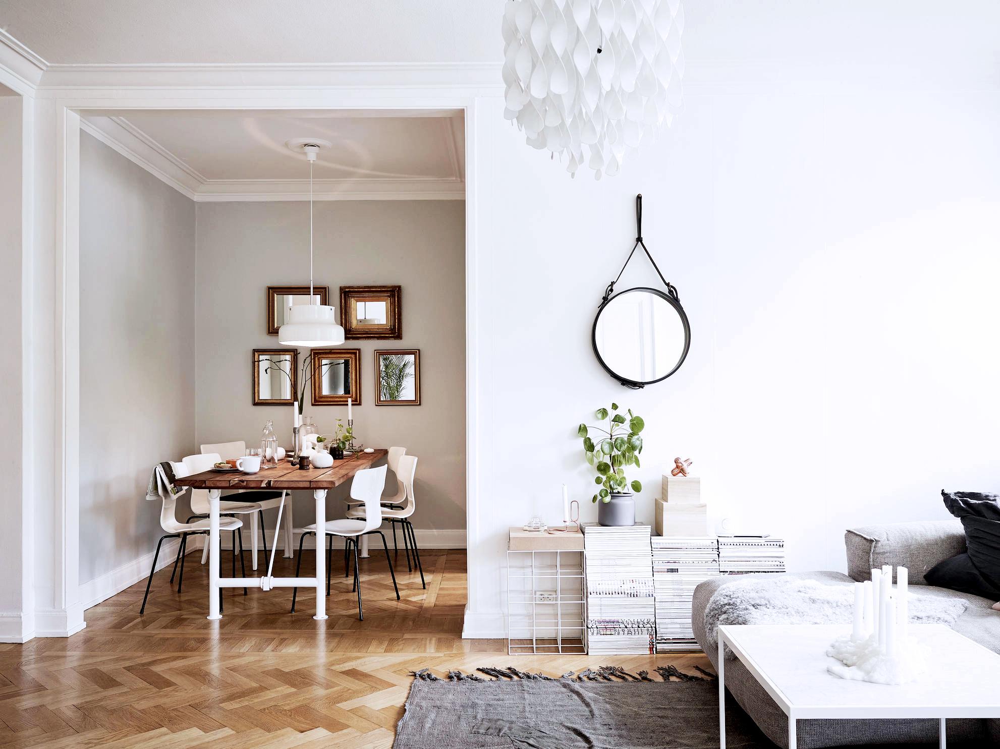 Jelanie blog - Small Scandinavian home 3