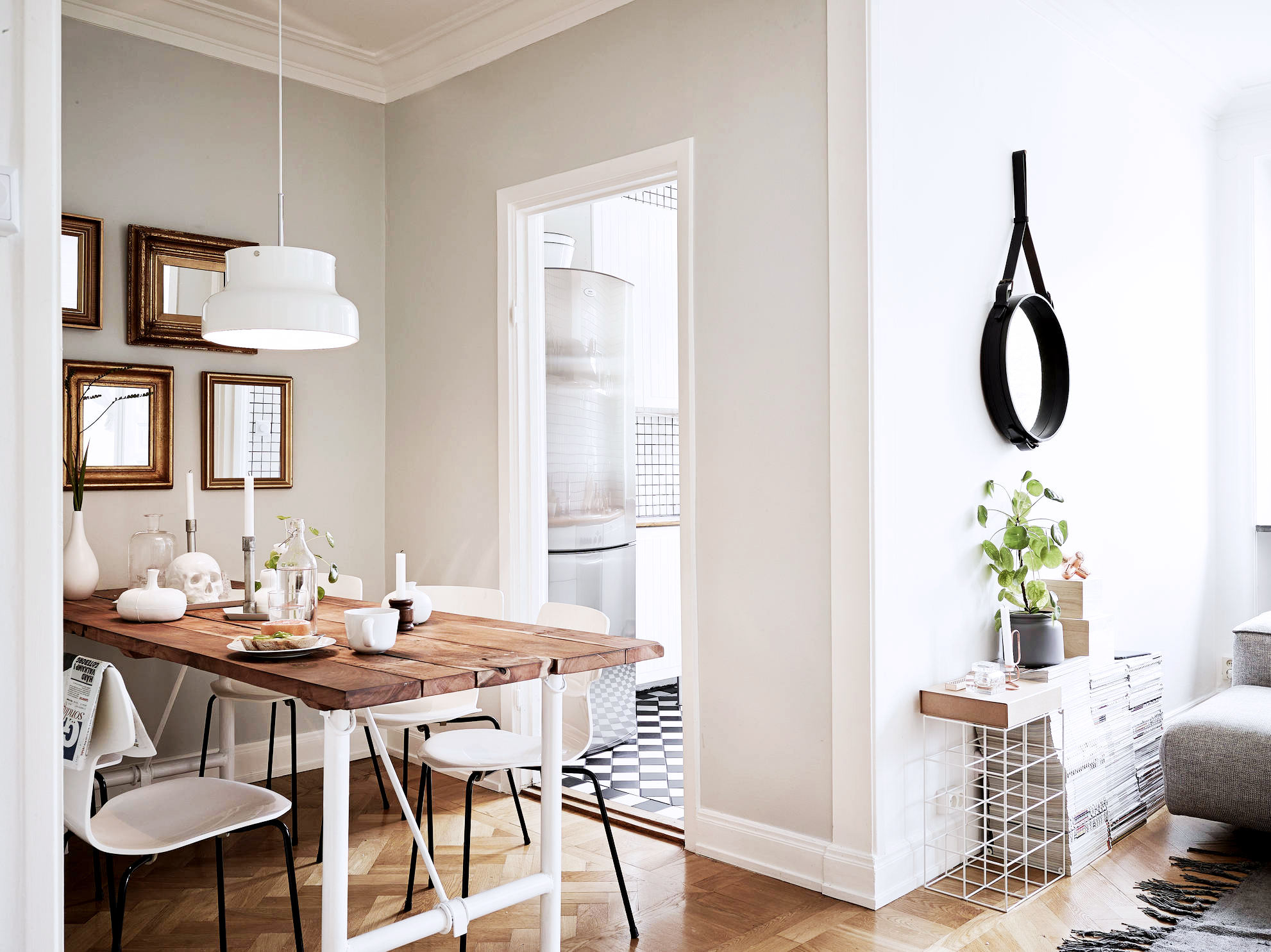 Jelanie blog - Small Scandinavian home 4