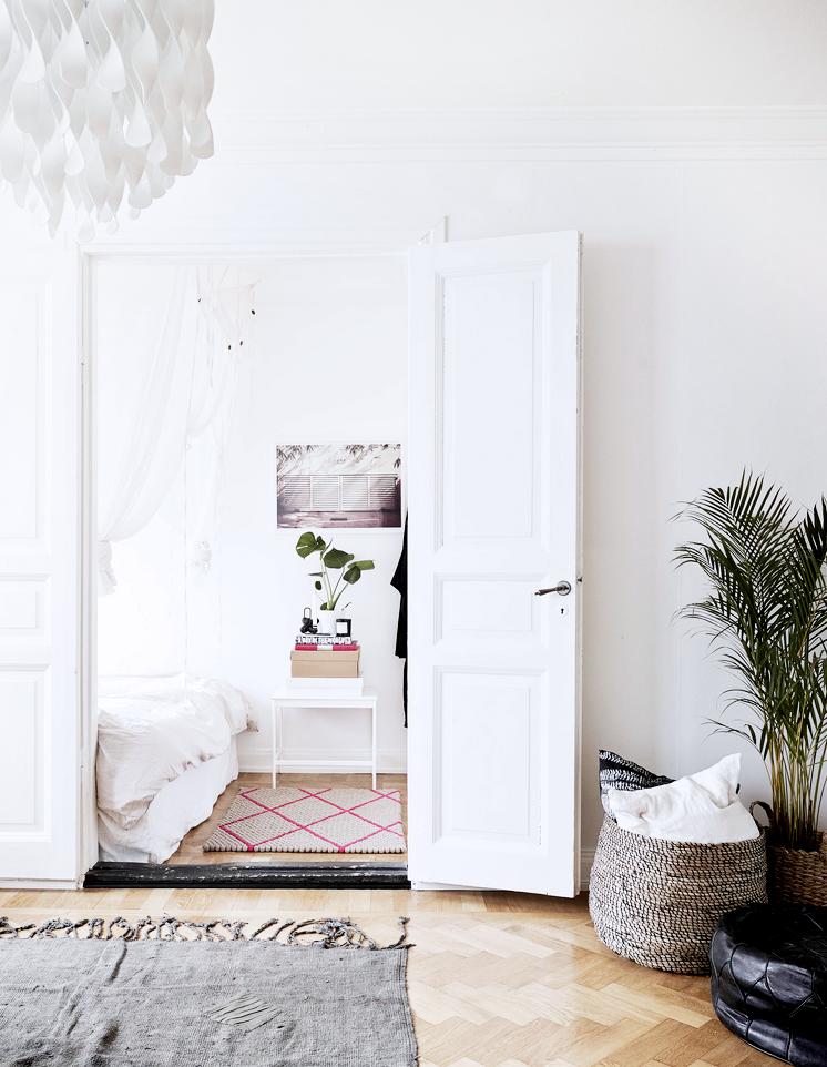 Jelanie blog - Small Scandinavian home 7