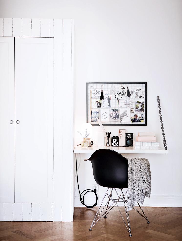 Jelanie blog - Small Scandinavian home 9