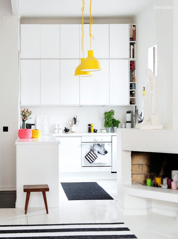 Jelanie blog - Muuto pendants - Unfold and E27 lamps 3