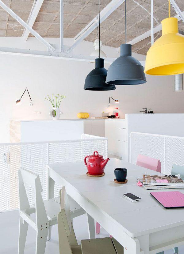 Jelanie blog - Muuto pendants - Unfold and E27 lamps 5