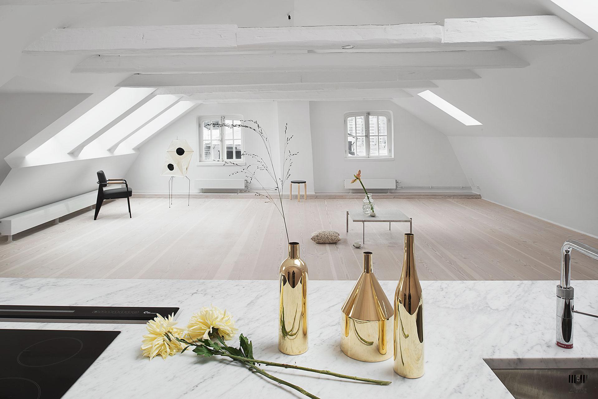Jelanie blog - Stockholm loft by studio Mama 1