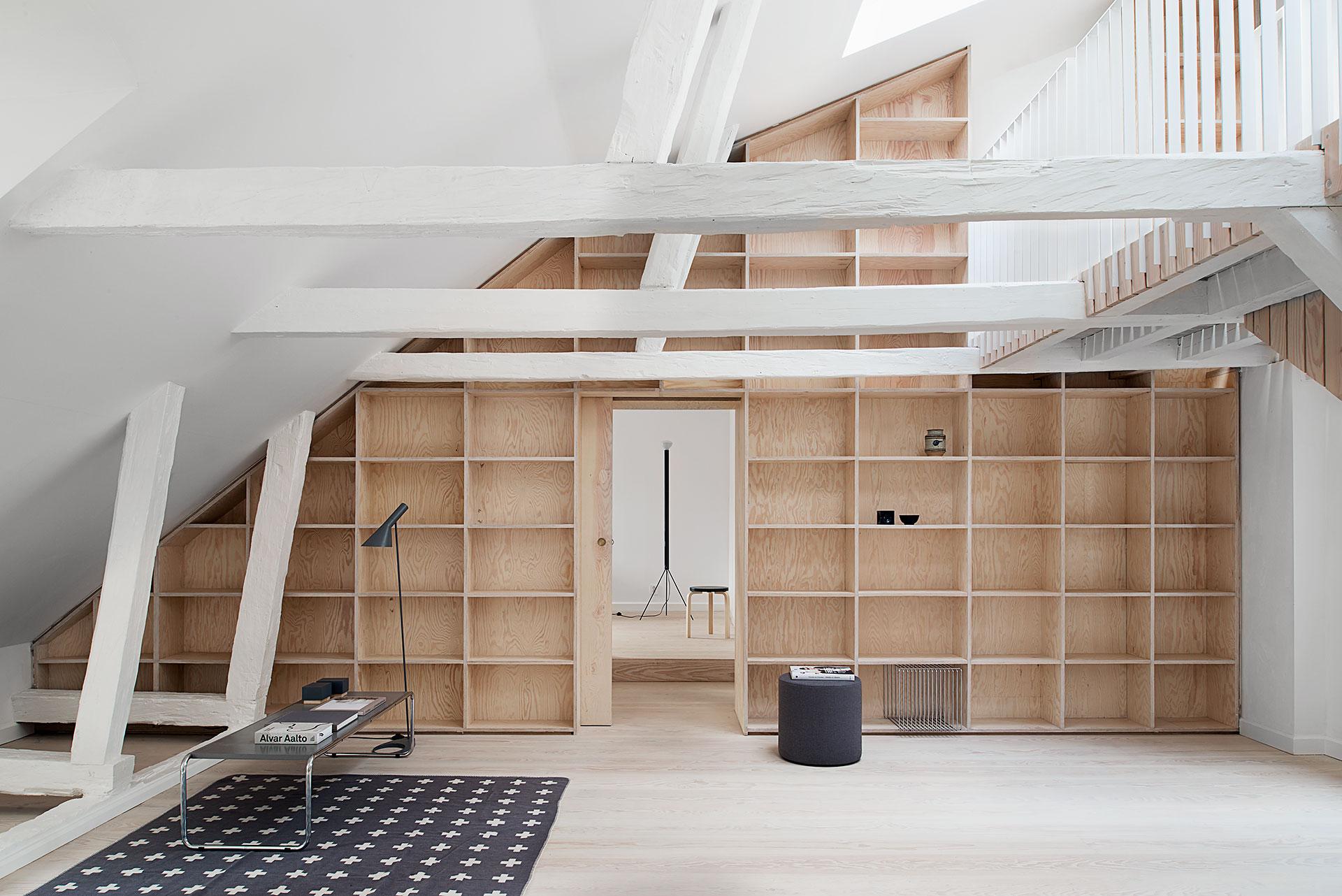 Jelanie blog - Stockholm loft by studio Mama 5