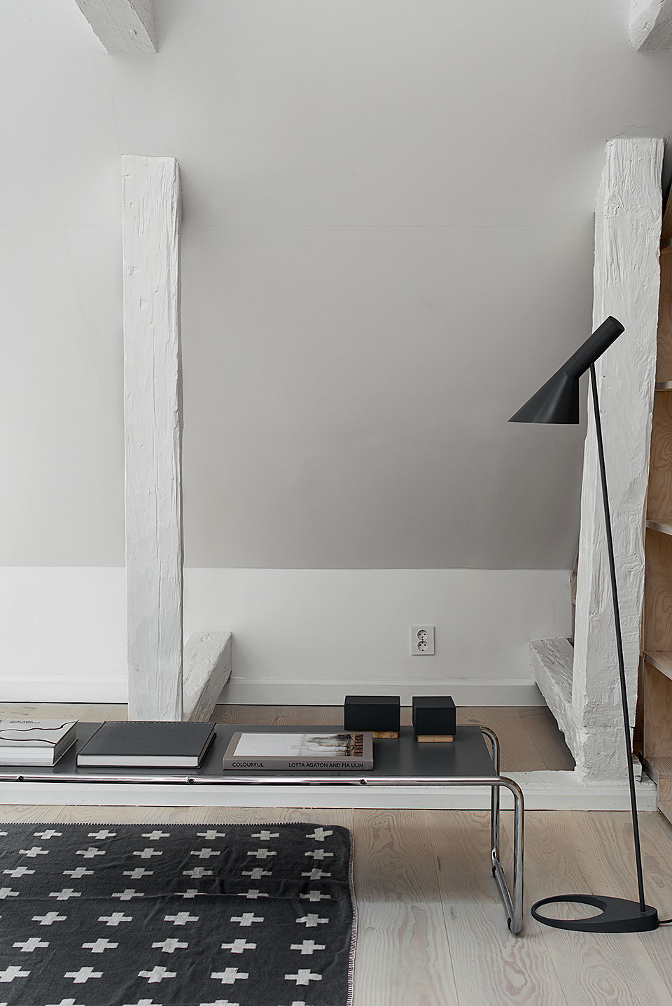 Jelanie blog - Stockholm loft by studio Mama 7